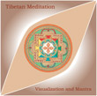 CD ME 4 - Tibetan Meditation: Visualization and Mantra , Publisher: Dharma publishing ISBN: 0-89800-ME-04